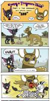 Vespa's Treasure Hunt: The Savanna
