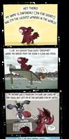 Luckiest Wyngro: Intro Comic