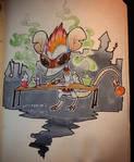 Inktober #3: Poison