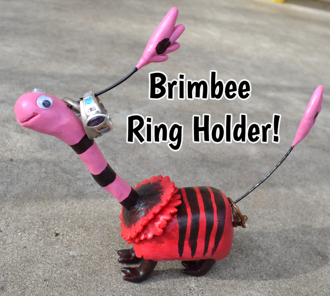 Brimbee Ring Holder
