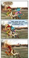 Wyngro Comic 4: Growing Pains