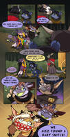 The Mischief Marauders: Part 1
