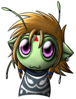 Adorable Alien by Nestly