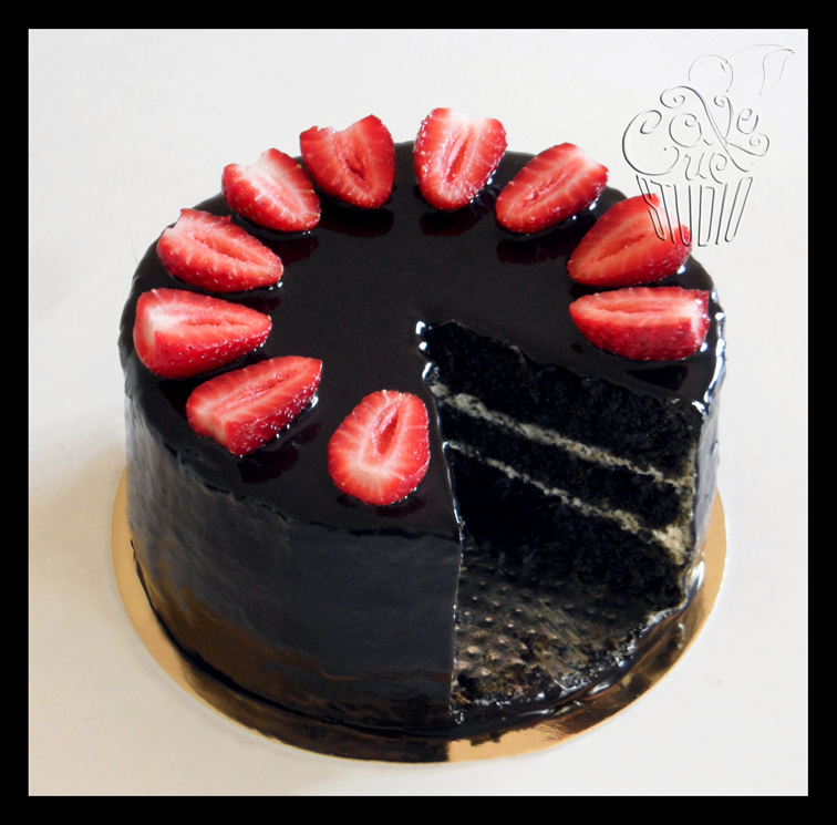 Buy Mirror Glaze Cake