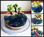 for Sis 2012 - Laguna Cake