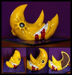 Bloody Moon - Soul Eater FanArt Cake
