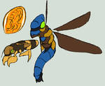 Dapan region insect fossils 2