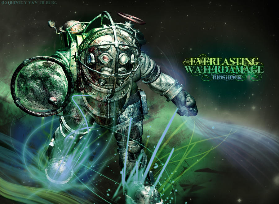 Bioshock Wallpaper by Quintly on DeviantArt