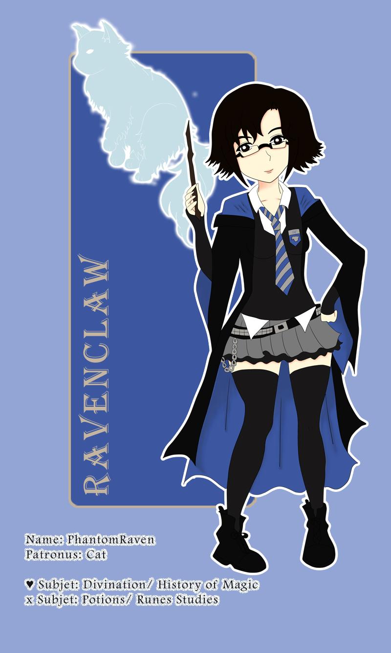 PhantomRaven's Profile Picture