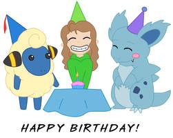 Pokemon Birthday party by moe-kawaii-sunshine