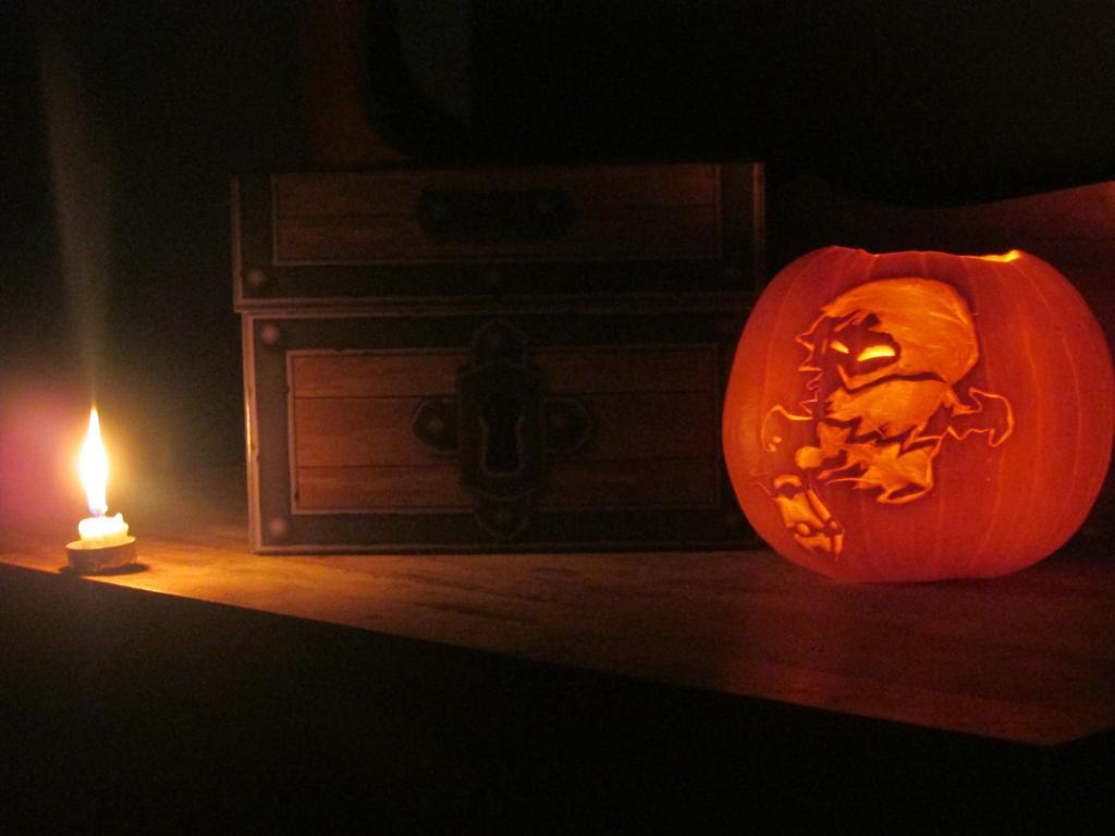 Spooky Scary by moe-kawaii-sunshine