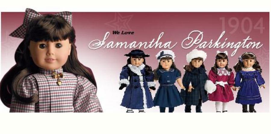 We Love Samantha Parkington by bubblepony658