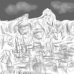 konoha sketch