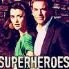 Superheroes by HumanConstellation