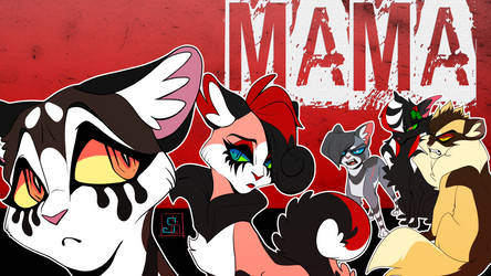 Mama, We All Go To Hell by BlueMaroon