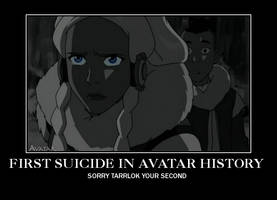 First avatar suicide by I-wuv-Bolin