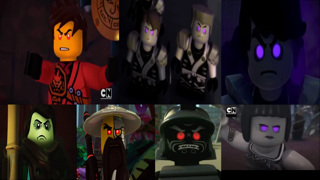 Ninjago Corrupted Heroes Update By Thedarksorcerer56