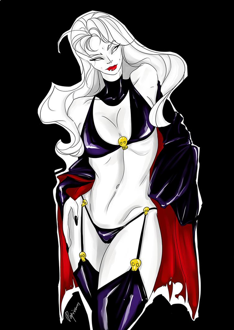 Lady Death by Vrykol-akas