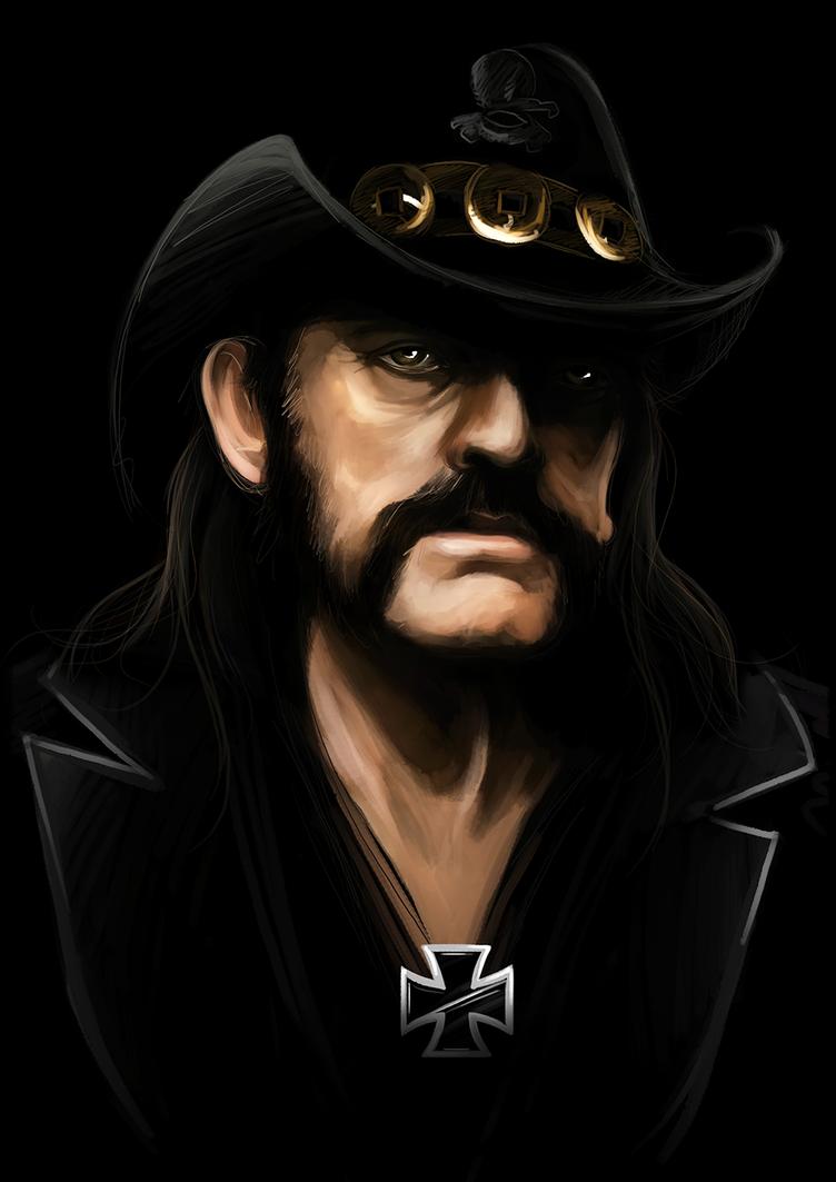 Lemmy by Vrykol-akas