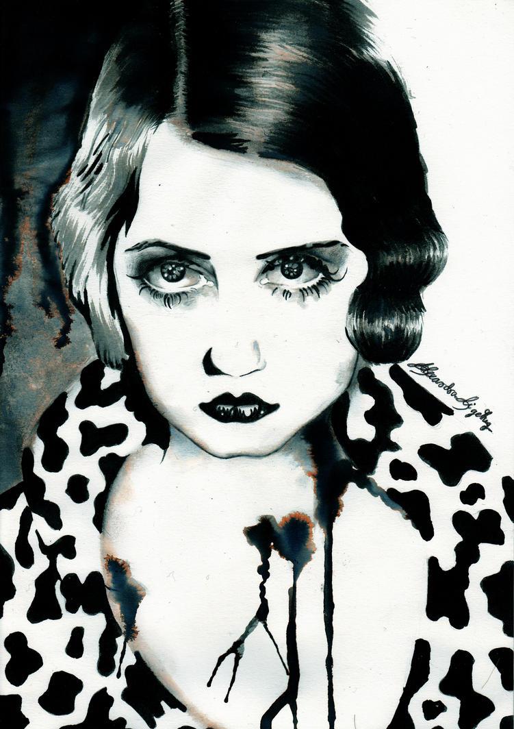 Bette Davis by AlexandraVeda
