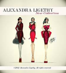 Alexandra Ligethy New Fall n Winter Collection
