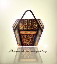 Leopard Print Bag by AlexandraVeda