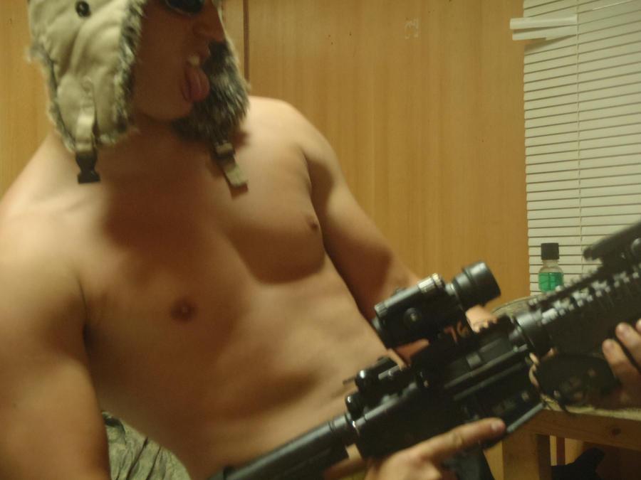 Wishing I was Rambo by BobofWar17