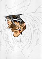 Sketchbook Work by DAVracer