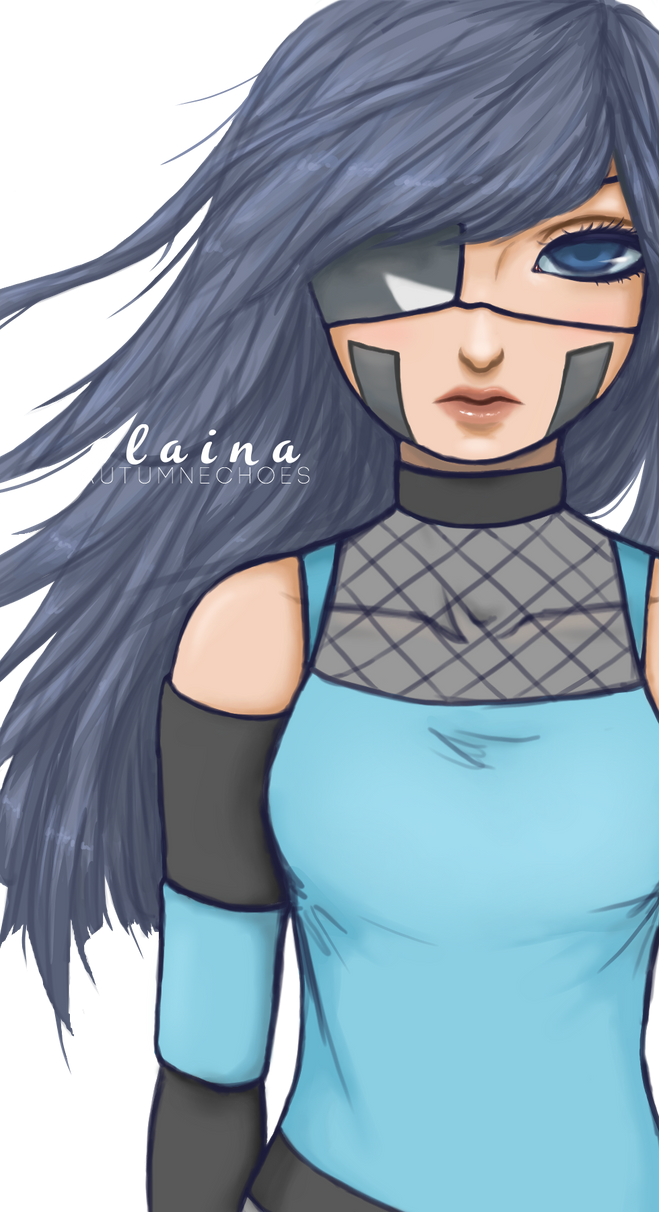 Elaina (gift) by autumnechoes