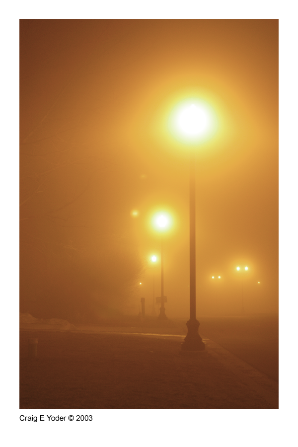 Late Night Fog by iacchus