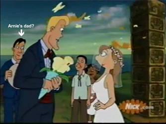 Arnie's Dad? by iamthejam