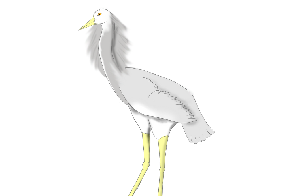 Dream Crane by SSJGarfield