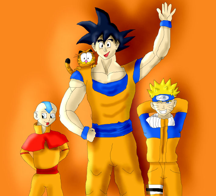 BIO - Boys in Orange by SSJGarfield