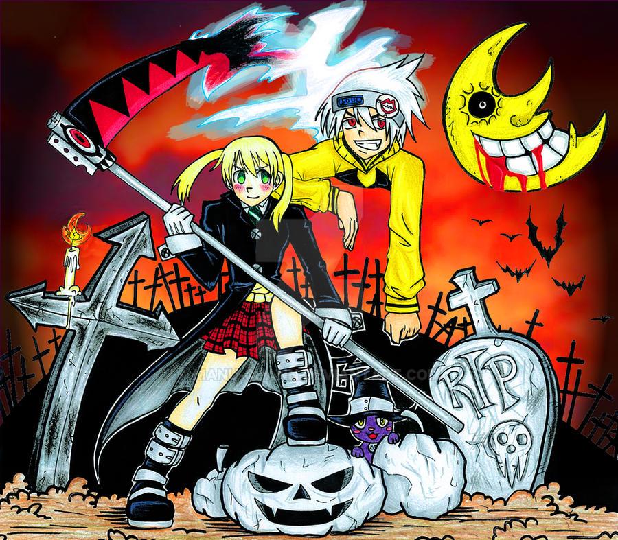 Halloween Hunt by manu-chann