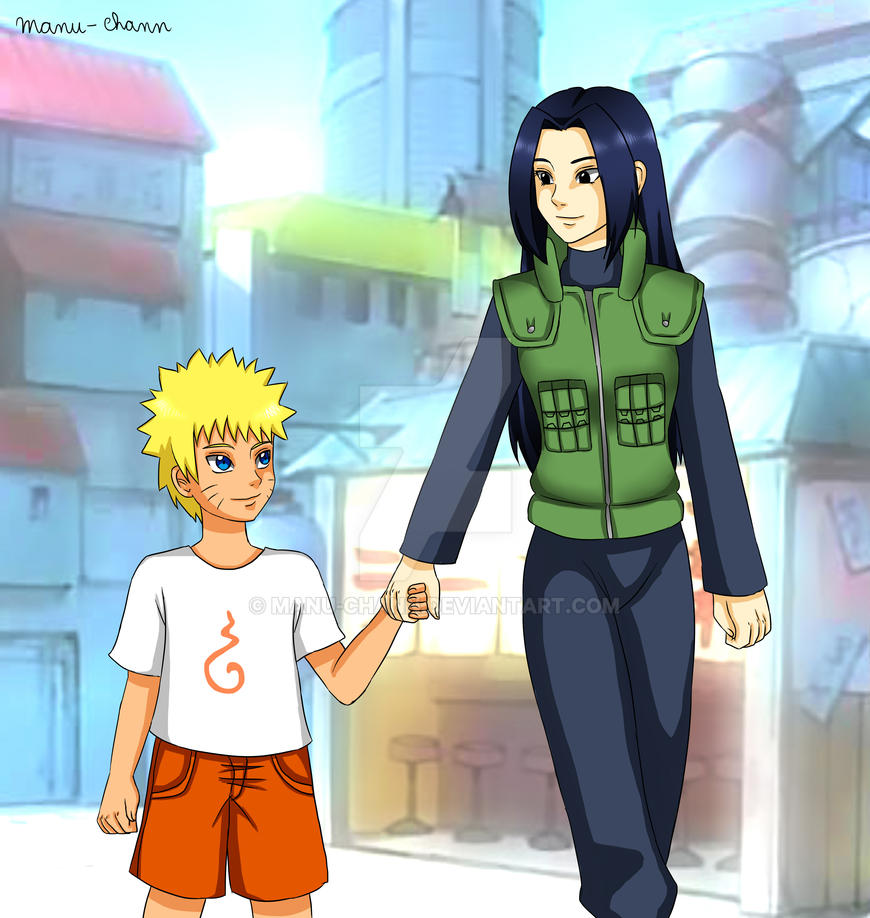 Naruto and tsunade dating fanfiction
