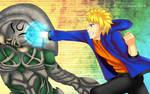 Commission: Naruto vs Inves
