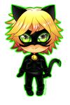 Tiny Chibi: Chat Noir