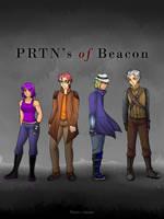 Patreon Free Sketch: PRTN's of Beacon by manu-chann