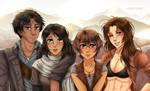 Commission: Family Portrait