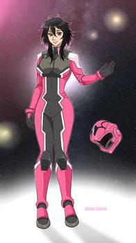 Simple Commission: Gundam 00 Melfina