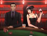 Commission: Blackjack