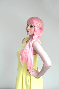 Hello, my name is Fluttershy
