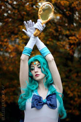 Sailor Neptune by bulleblue