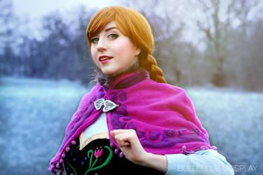 Anne Frozen - Cosplay 2
