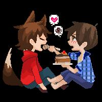 E-EAT THE CAKE by yomeika