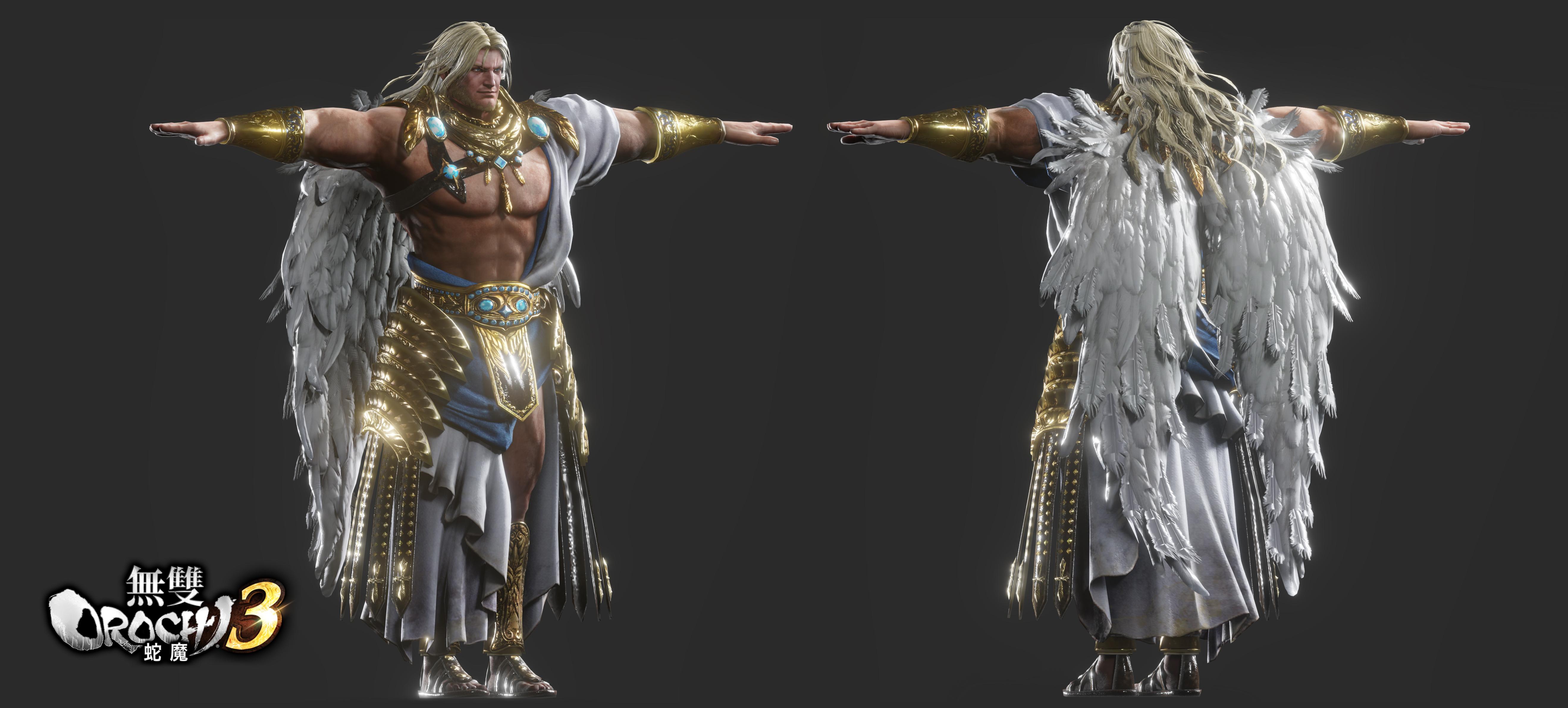 warriors orochi 4 zeus by kanbara914 on deviantart warriors orochi 4 zeus by kanbara914