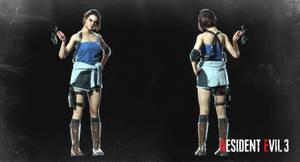 Resident Evil 3 (remake) - Jill Valentine(Classic)