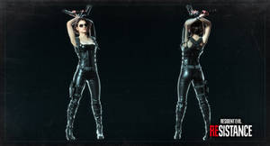 Resident Evil : Resistance - Jill Retribution_XPS