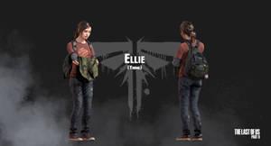 TLOU2 - Ellie (Young)_XPS