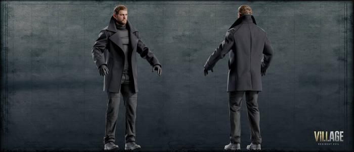 Resident Evil Village - Chris Redfield(Coat)_XPS
